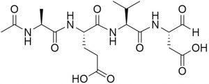 Ac-Ala-Glu-Val-Asp-CHO (Caspase 3 Inhibitor) - Echelon Biosciences